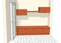 Мебели за хол по поръчка за  София по-поръчка