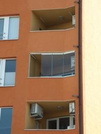 Остъклени тераси с плъзгащи се стъкла
