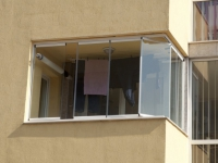 Остъклени балкони в София