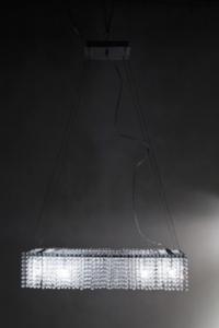 Лампа Sparklers Rectangular 50x80