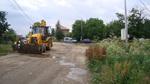 Извършване на изкопни услуги с багер