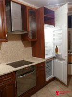 Изработване на кухня по индивидуални проекти 155-2616