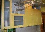 Проект на кухня в жълто 227-2616