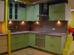 Кухня по поръчка Свежест 289-2616