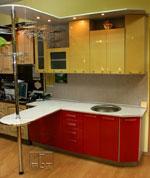 Кухня по проект Дъга 290-2616