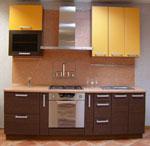 Кухни по поръчка с материали по избор на клиента 295-2616