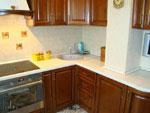 Проектиране на кухни с материали по избор на клиента 303-2616
