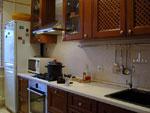 Проекти за обзавеждане на малка кухня 316-2616