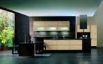 Кухня по поръчка Черна перла 342-2616