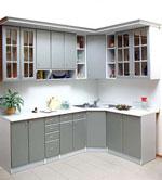 Изпълнение на проект за кухня Класик арт 379-2616