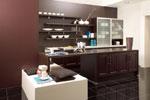 Проект за кухня Тъмен шоколад 396-2616