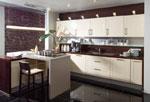 Дизайн за кухня по проект 447-2616