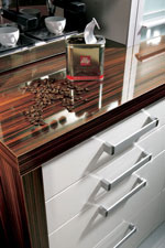 Дизайн на кухни по проект 448-2616
