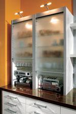 Дизайн за кухни по поръчка 450-2616