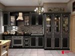 Проект за кухненско обзавеждане 467-2616