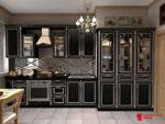 Кухненско обзавеждане по проект 468-2616