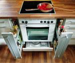 Нестандартни дизайни на кухня 483-2616