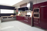 Нестандартни кухненски дизайни 487-2616