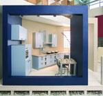 Поръчкови дизайни за кухня 494-2616