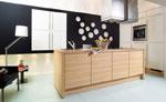 Кухня по индивидуален дизайн на клиента 505-2616