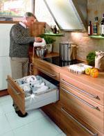 Кухня по индивидуален дизайн 507-2616
