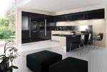 Проект за кухненско обзавеждане Домино 686-2616