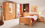 Проект за спалня с легло персон 102-2618