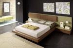 Поръчкова спалня с малки крачета за по-стабилна основа 106-2618