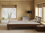 Легло по поръчка, сглобена с надеждна твърда връзка 218-2618