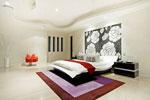 Легло с нощно шкафче в черно по клиентски проект 225-2618