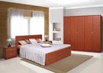 Поръчка на спалня с правоъгълна табла 428-2618