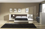 Модерна спалня по поръчка 54-2618