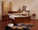 Ориенталска спалня по поръчка с параван