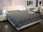 Тапицирана спалня по проект 865-2735