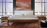 Проект за спалня с двойна табла, като едната е тапицирана 93-2618