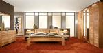 Оригинално дизайнерско решение за спалня по поръчка 96-2618