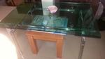 изработка на стъклени маси