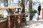 Дървени маси за заведения