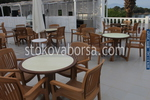 Дървена маса за заведения по поръчка