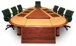 офис заседателна маса 642-3317