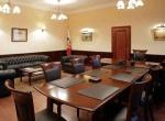 правоъгълна заседателна маса 8 места