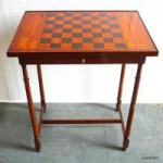 маса за шахмат по поръчка