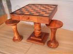 маса за шахмат