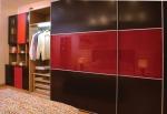 лукс гардероби по проект цени