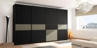 Изработването на гардероб вграден е изцяло съобразено със заданието на клиента и се изпълняват по пр