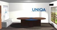 Заседателна маса изработена от пдч