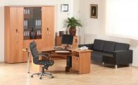 Офис в цвят елша