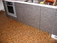 Кварцова настилка за кухня