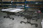 изработка на маса от ковано желязо