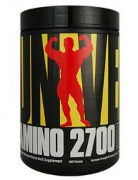 Universal Nutrition Amino 2700 350 таблетки